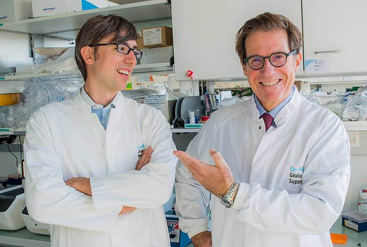 News - Giulio Superti-Furga Lab